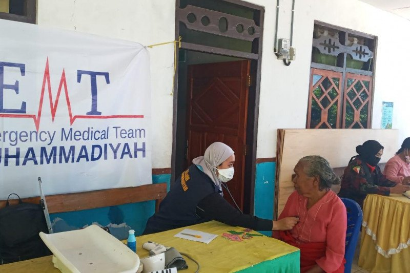 Tim Muhammadiyah mengakhiri tugas kemanusiaan di NTT