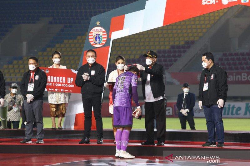 Piala Menpora awal kebangkitan sepak bola nasional