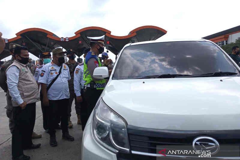 Polres Indramayu dirikan tujuh pos penyekatan larangan mudik