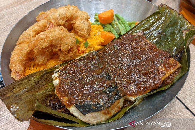 Puasa dengan hidangan ikan pari