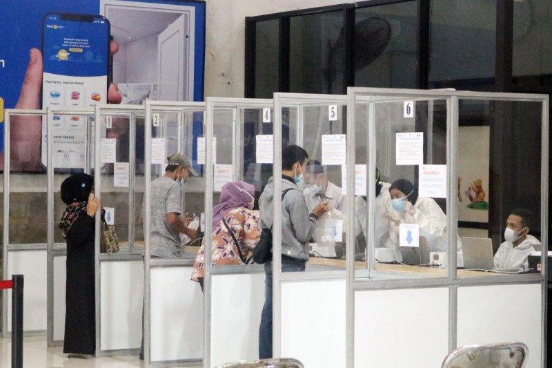 KAI hadirkan pemeriksaan GeNose pada 10 stasiun di sumatera