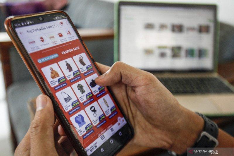 Kemenkominfo: 93 persen masyarakat pernah cari produk secara daring