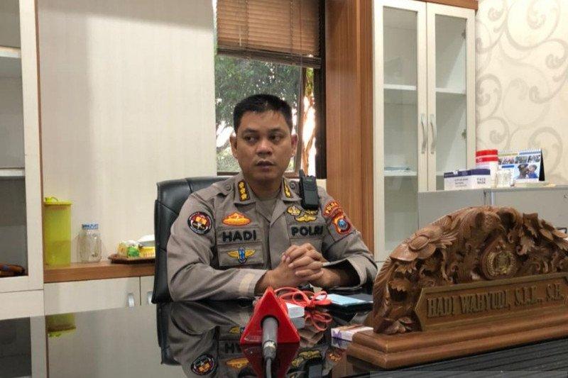 Polisi tetapkan penghina keluarga awak KRI Nanggala-402  sebagai tersangka