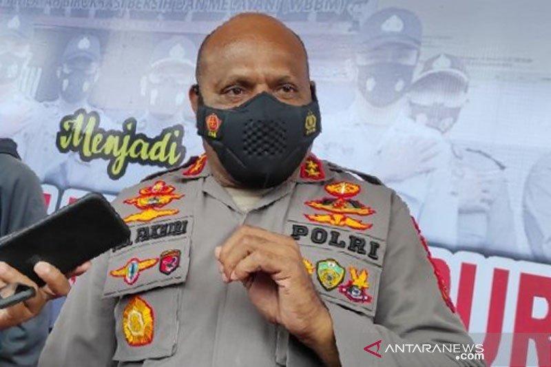 Kapolda Irjen Fakhiri: Belum ada penambahan pasukan ke Papua