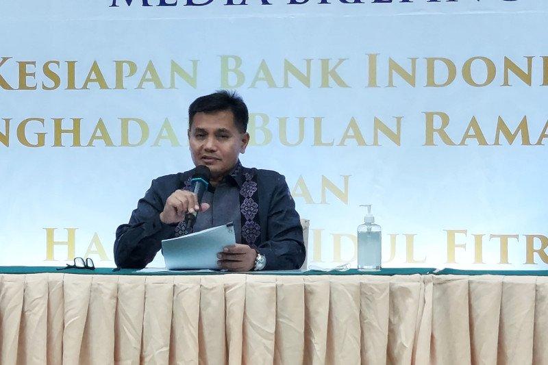 Siapkan Rp7,1 triliun, 52 jaringan kantor bank di Sumbar siap layani penukaran uang baru untuk Lebaran