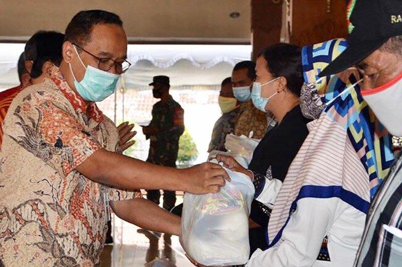 Wali Kota Magelang apresiasi aksi pengusaha bantu warga terdampak COVID-19