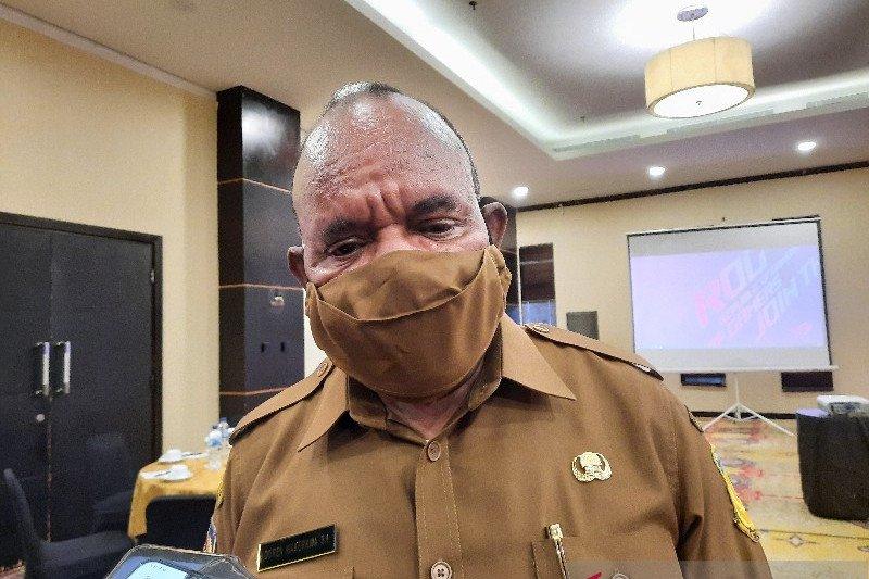 Pemprov Papua harap Pemkab Nabire koordinasikan anggaran PSU