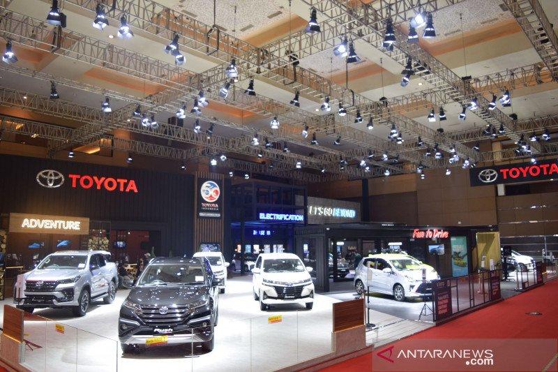 Toyota Astra Motor catat 1.012 pemesanan selama IIMS, Kijang Innova terlaris