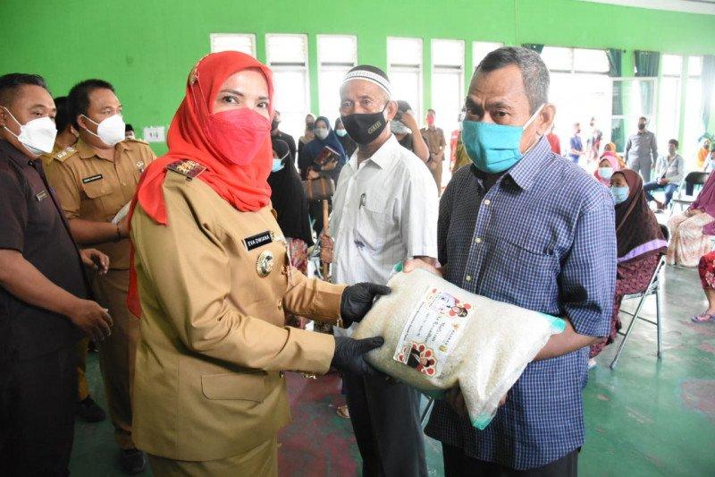 Baznas Bandarlampung beri bantuan 120 ton beras