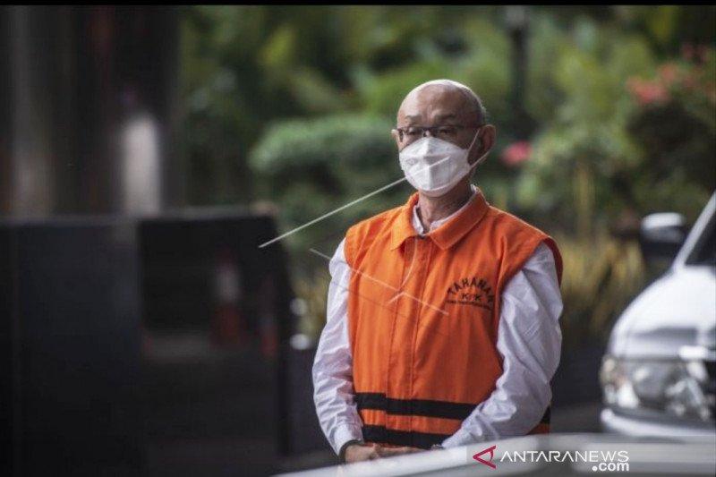 Penyuap Nurdin Abdullah tahanan titipan Lapas Gunungsari Makassar