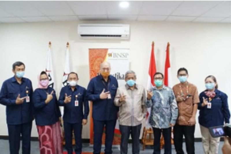 BNSP-Dewan Pers  sepakat kembangkan sistem kompetensi bidang pers