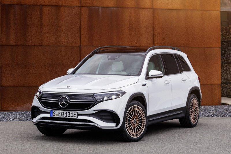 Mercedes-Benz perkenalkan SUV listrik terbarunya