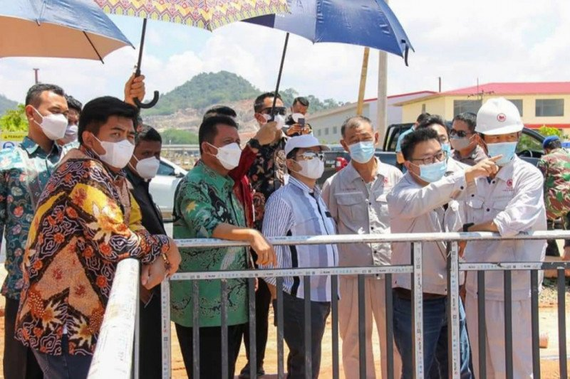 Pemerintah dukung pembangunan politeknik di KEK Galang Batang