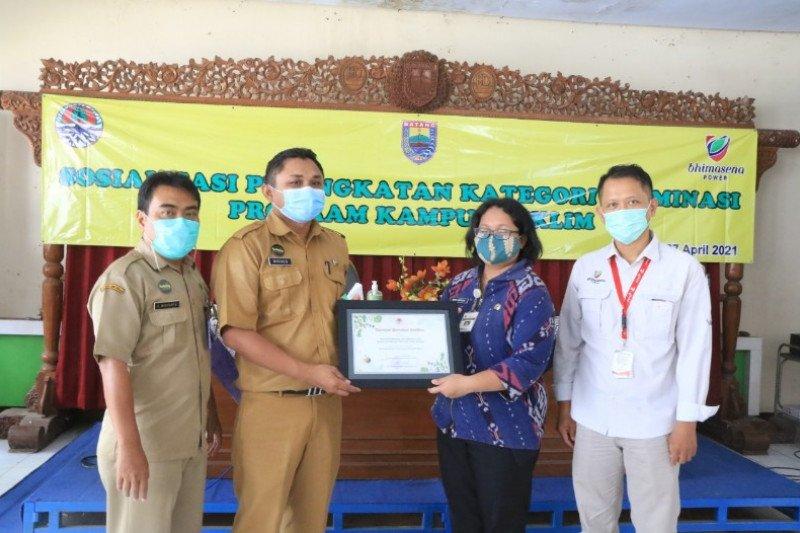 14 desa di Batang raih penghargaan Program Kampung Iklim.