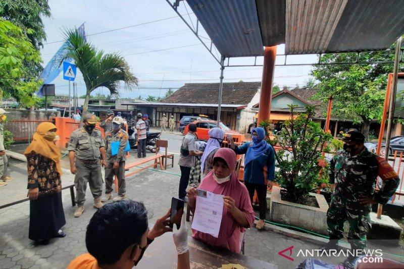 Dinas Sosial Gunung Kidul validasi data penerima bantuan sosial