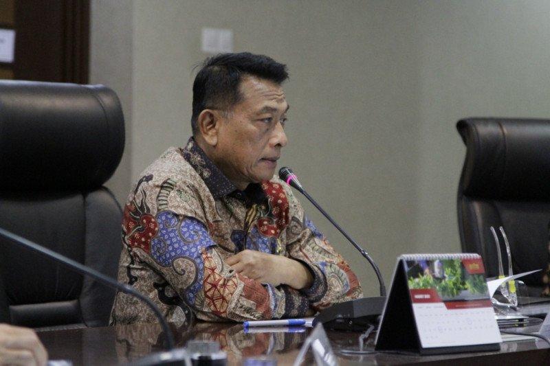 KSP Moeldoko:Penanganan KKB di Papua tegas-terukur dan tidak abai HAM