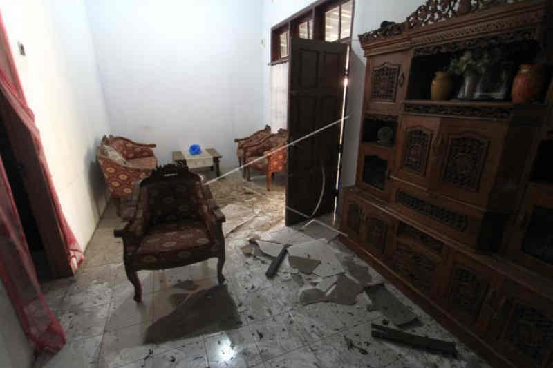 Pertamina perbaiki 3.074 rumah warga Inddamayu yang terdampak kebakaran Kilang Balongan