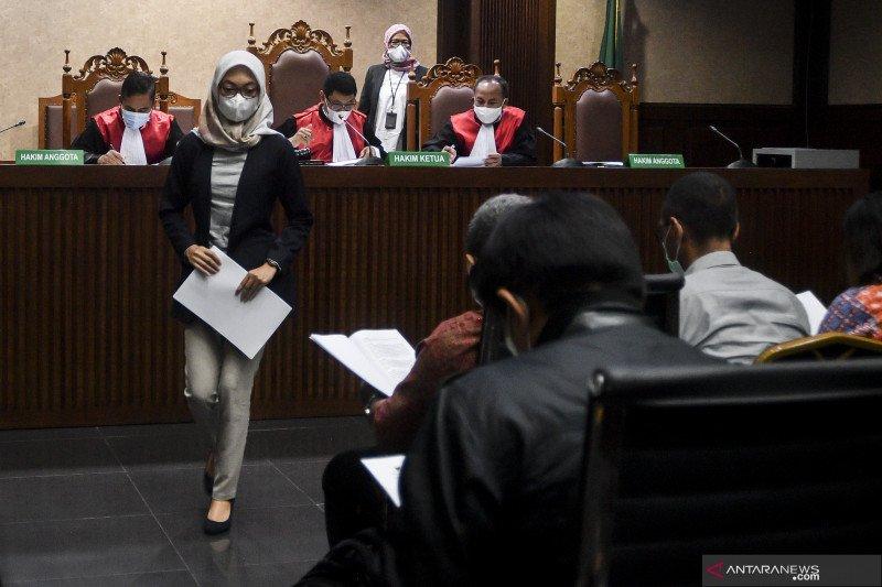 Ini cerita tiga sekretaris pribadi Edhy Prabowo