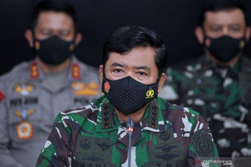 Panglima TNI sebutkan perang siber jadi pertempuran baru