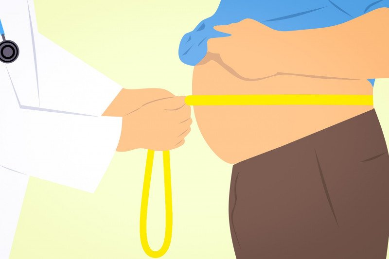 Aktif bergerak cegah obesitas anak