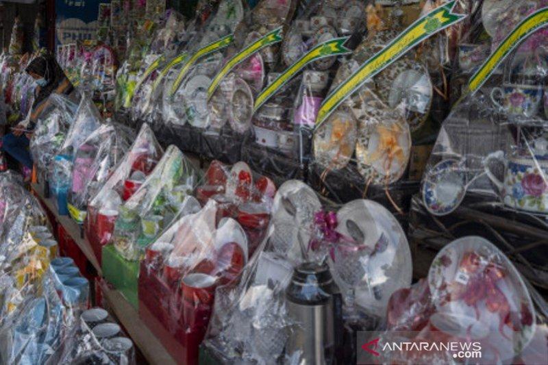 Parcel lebaran mulai dijual di Palu