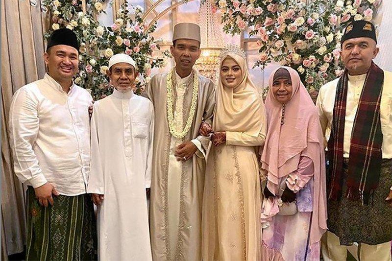 Ustadz Abdul Somad resmi nikahi gadis 19 tahun asal Jombang, ini tanggapan sejumlah rekan dan selebritas