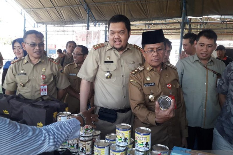 Wagub Sulteng  minta distributor jaga stok bahan pokok