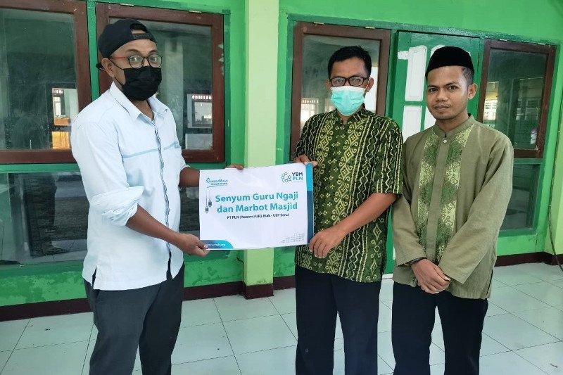 YBM UP3 PLN Biak salurkan bantuan Ramadhan Berbagi Rp60,850 juta