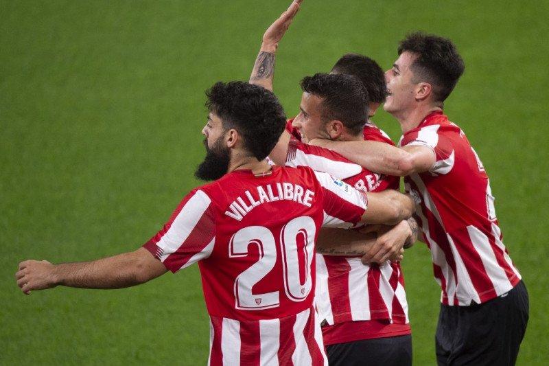 Athletic Bilbao ditahan seri 2-2 oleh Valladolid dalam pertandingan La Liga di San Mames