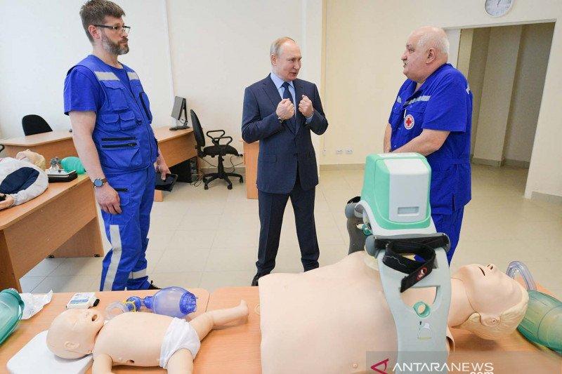 Rusia laporkan 7.639 kasus baru COVID-19 dan 351 kasus kematian