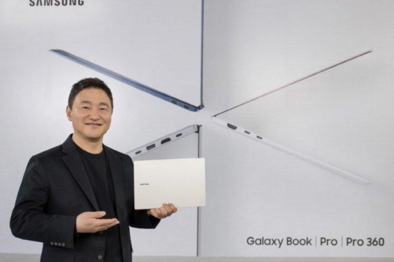Samsung perkenalkan dua model laptop Galaxy Book Pro terbaru
