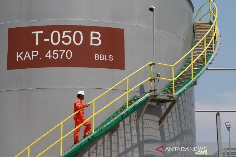 Pertamina produksi migas 861 juta barel per hari pada Triwulan I-2021