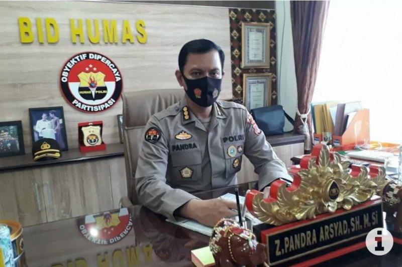 Buronan kasus pencurian di rumah perwira polisi diringkus