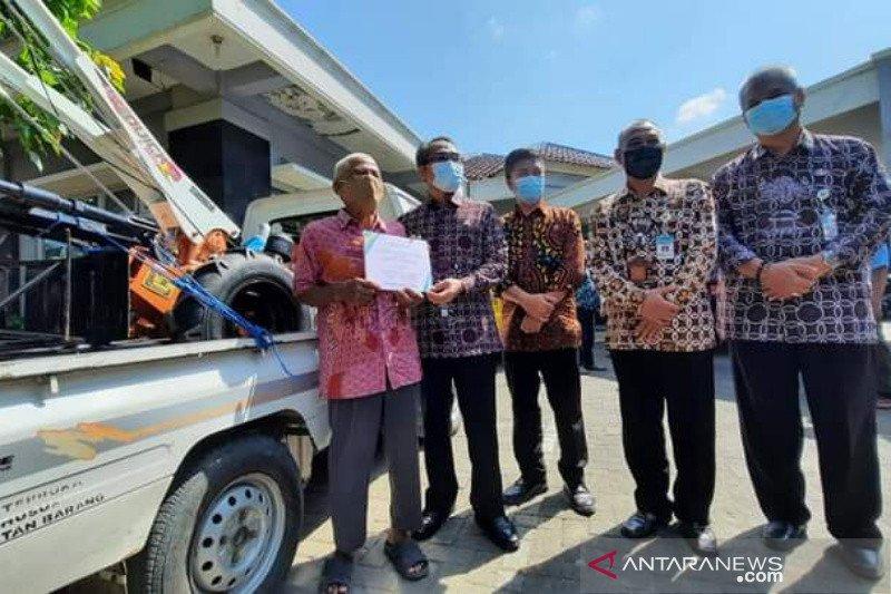 Pemkab Bantul: Bantuan alsintan bakal mendongkrak produksi pertanian