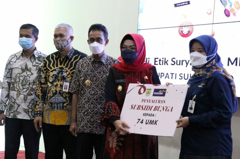 OJK apresiasi peluncuran program subsidi bunga di Sukoharjo