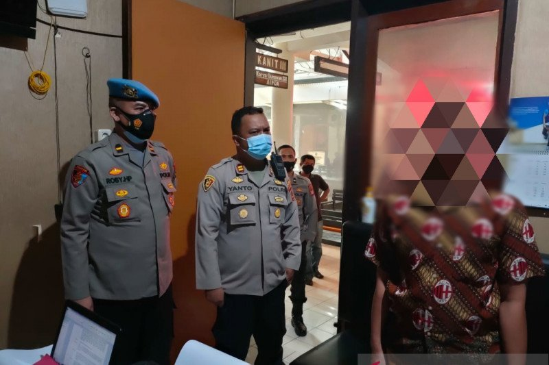 Polisi tangkap seorang pemuda Sukabumi hina kru Kapal Selam Nanggala 402 di medsos