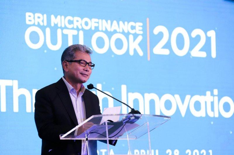 BRI komit dukung pengembangan sektor keuangan mikro