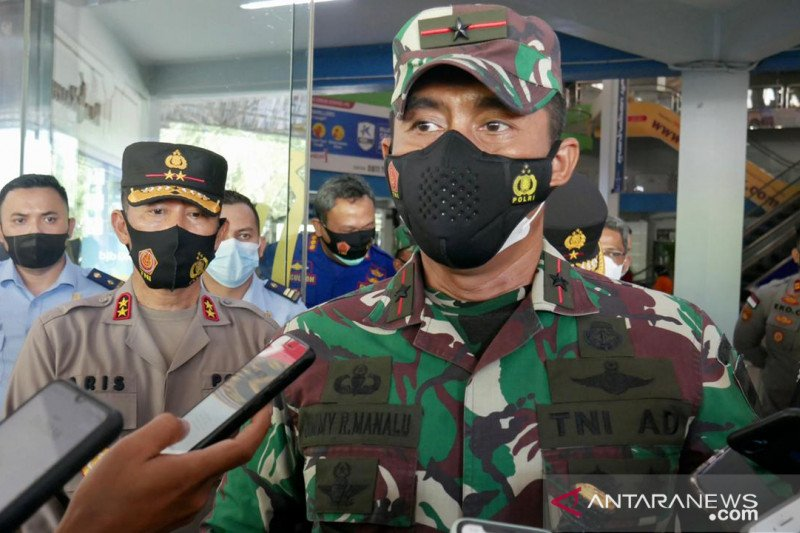 Satgassus COVID-19 Kepri tinjau Pelabuhan Batam Centre