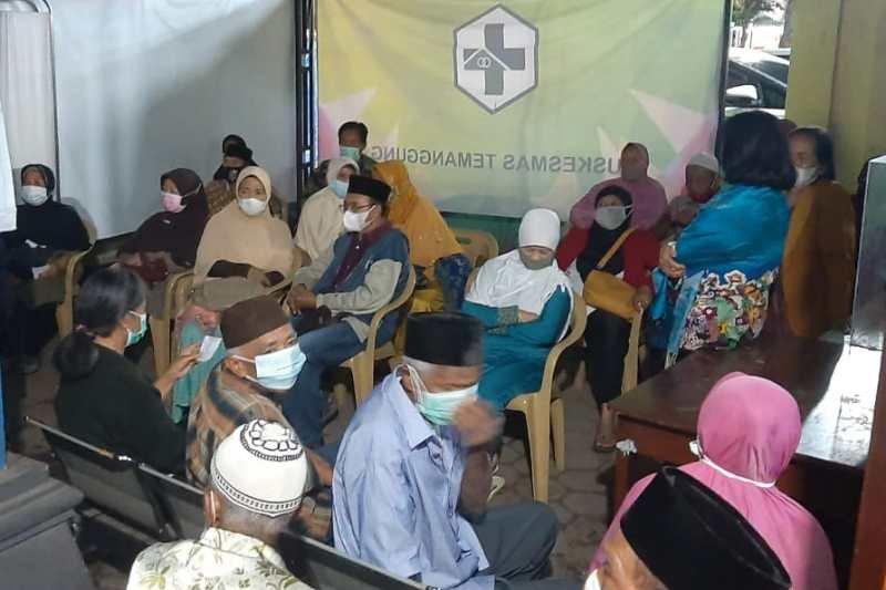 Dinkes:  Minat warga Temanggung ikut vaksinasi tinggi saat Ramadhan