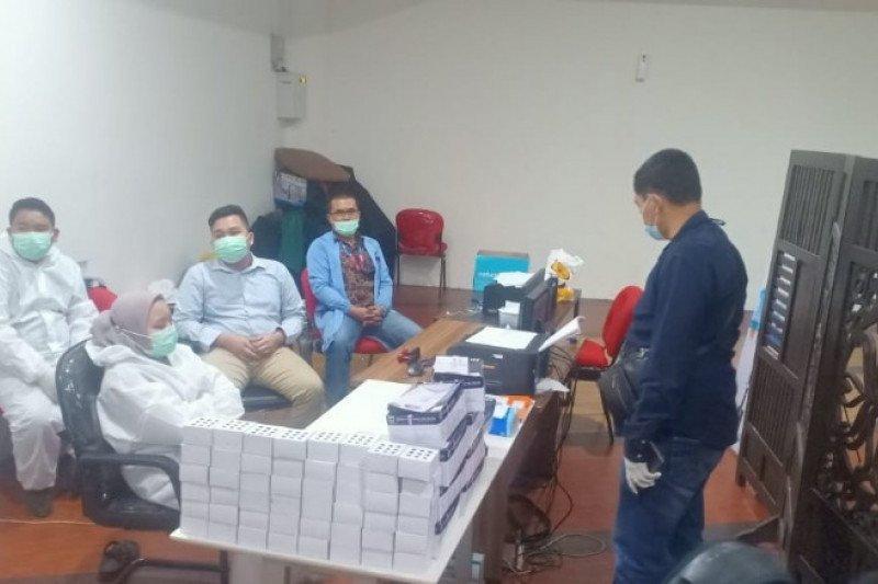Kimia Farma pecat oknum petugas layanan rapid test antigen bekas jadi tersangka