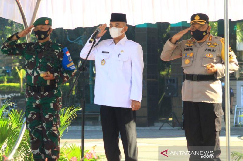 Sinergitas TNI-Polri dan Pemkot Mataram jadi kunci penanggulangan COVID-19