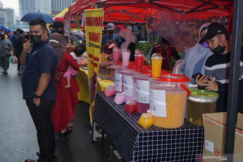 Malaysia tutup 22 bazar Ramadan cegah penyebaran COVID-19