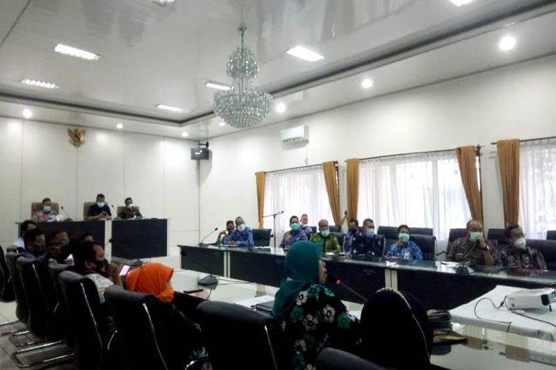 Dinas Sosial PMD Barut paparkan program ADD dan DD