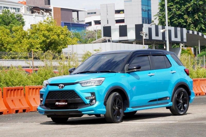 Toyota Raize mulai hadir dijual di Indonesia