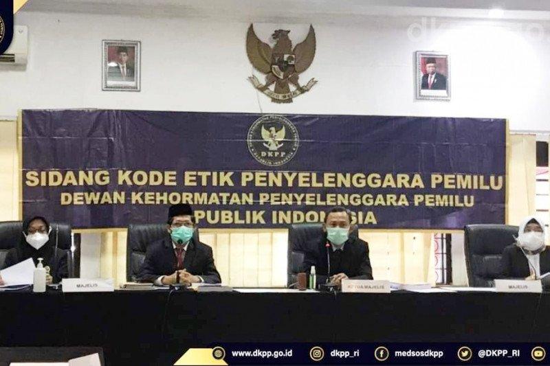 DKPP sidangkan tiga komisoner Bawaslu Kabupaten Luwu Timur