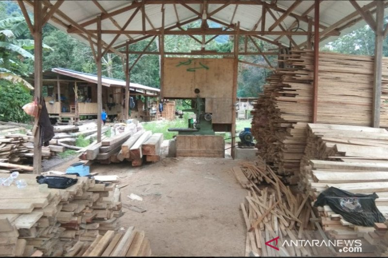 Dampak pandemi COVID-19 picu pendapatan industri kayu Sulsel anjlok