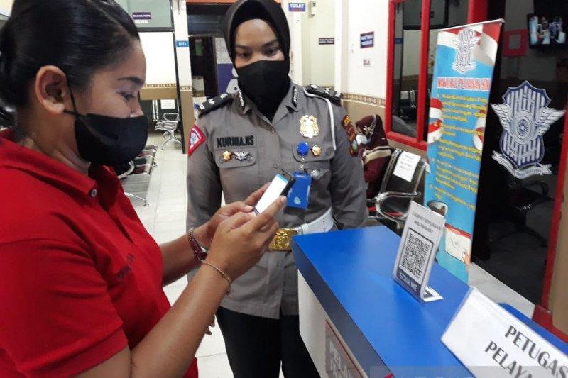 Survei kepuasan masyarakat terhadap Satpas SIM bisa dilakukan online