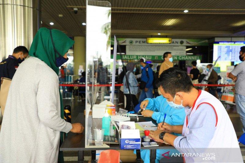Klinik Baloi dan RSBP Batam steril dari antigen palsu