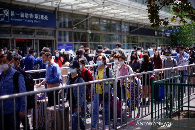 China laporkan 25 kasus baru COVID-19, tertinggi sejak 2 April