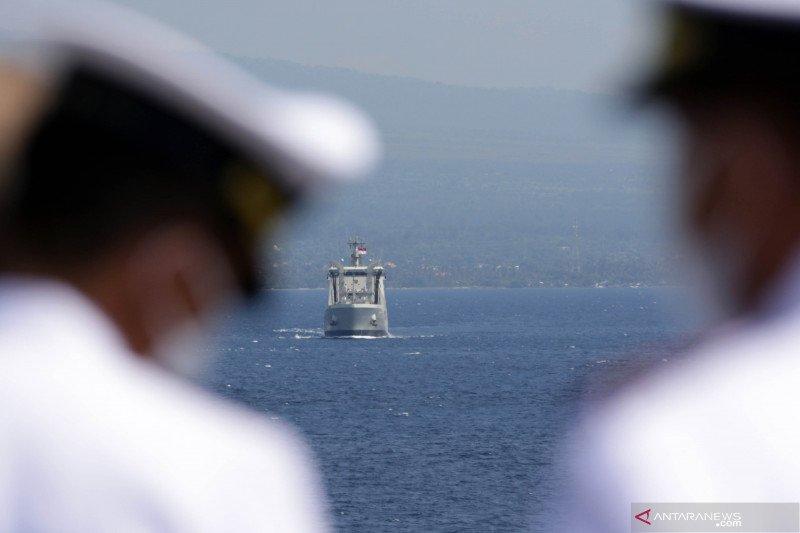 Angkatan Laut China akan bantu evakuasi kapal selam KRI Nanggala-402